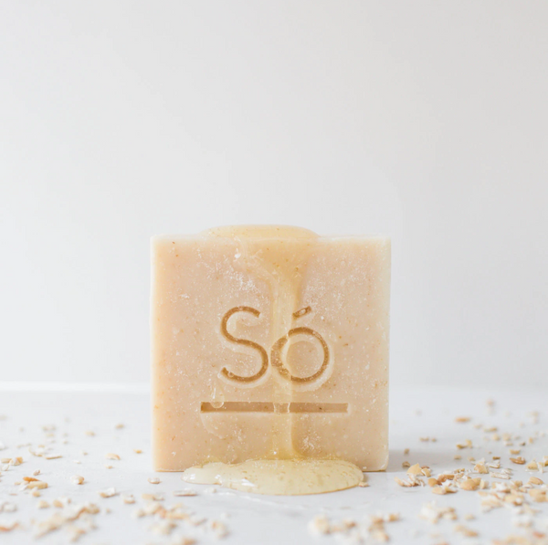 Honey Oat Cleansing Bar