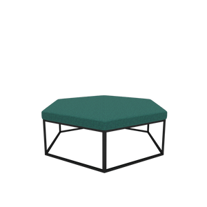 Air Hexagon Ottoman