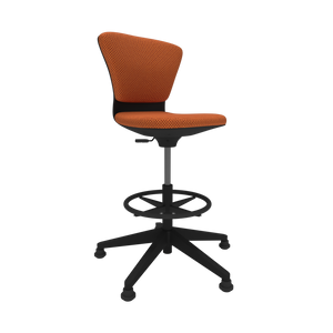 Ōgi Black Draft Chair