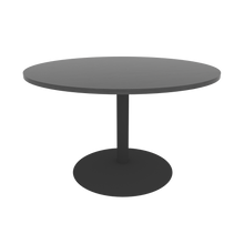 Podz Black Meeting Table