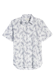 Chesney Short Sleeve Botanical Shirt