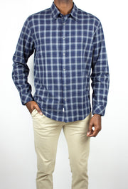Jamison Long Sleeve Plaid Button Up Shirt