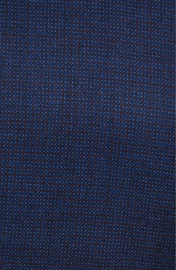 Blue Mini Texture Sport Coat