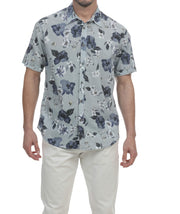 Pfeiffer Short Sleeve Botanical Shirt