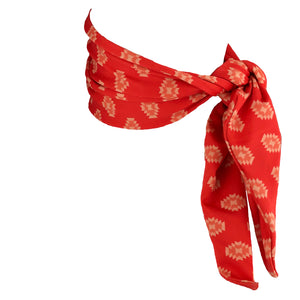 Cooling Scarf Orange Pop