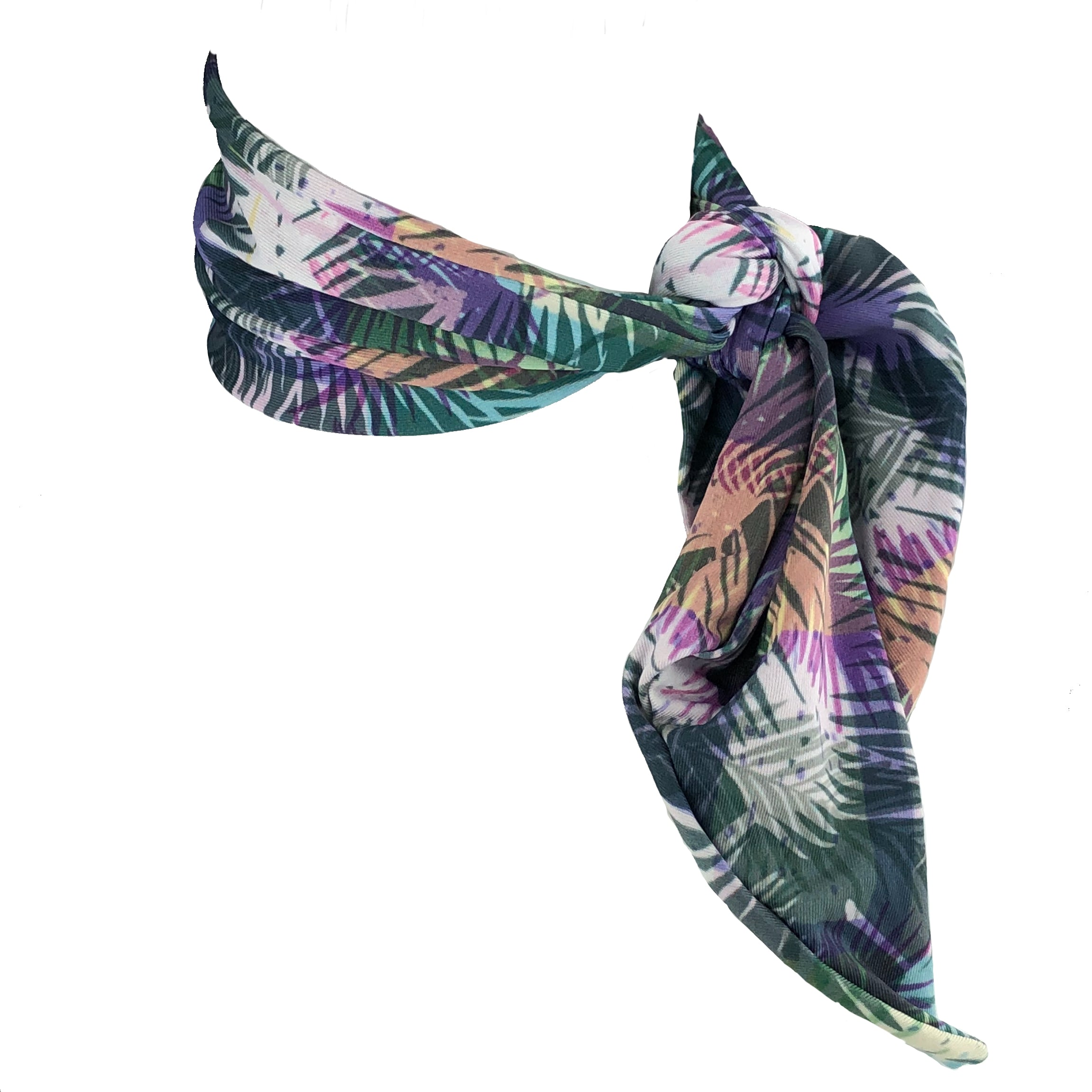 Cooling Scarf Tropical Escape