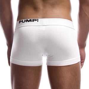 Classic Boxer - White Back by PUMP! Underwear at Trenderwear.com