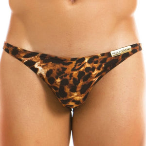 Animal Low Cut Brief - Leopard - Modus Vivendi - trender-wear.myshopify.com