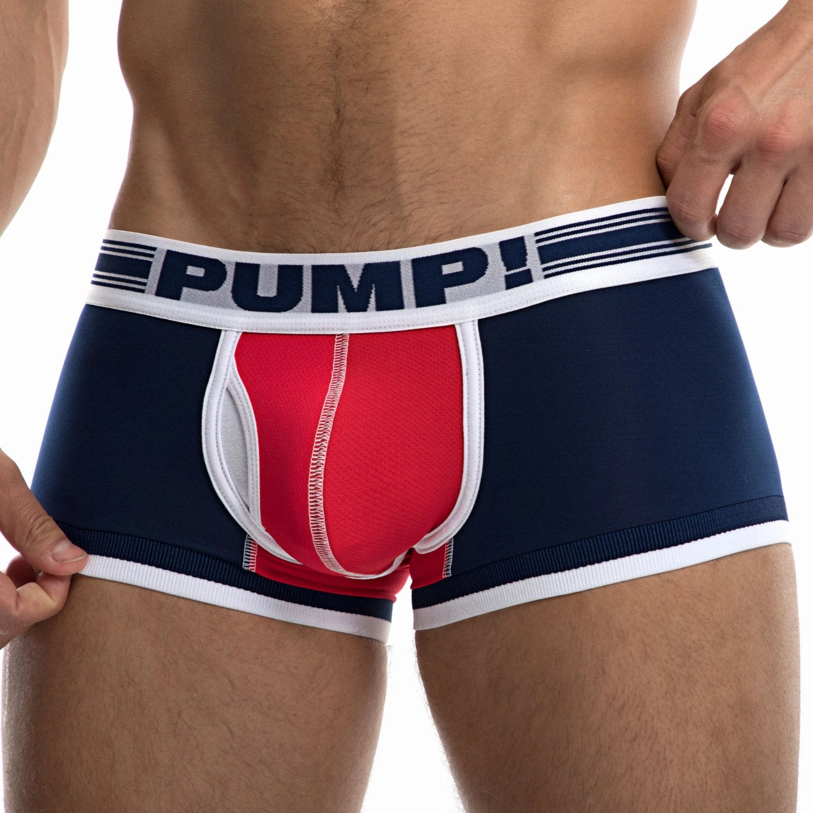 Touchdown Academy Boxer Front by PUMP! Underwear at Trenderwear.com