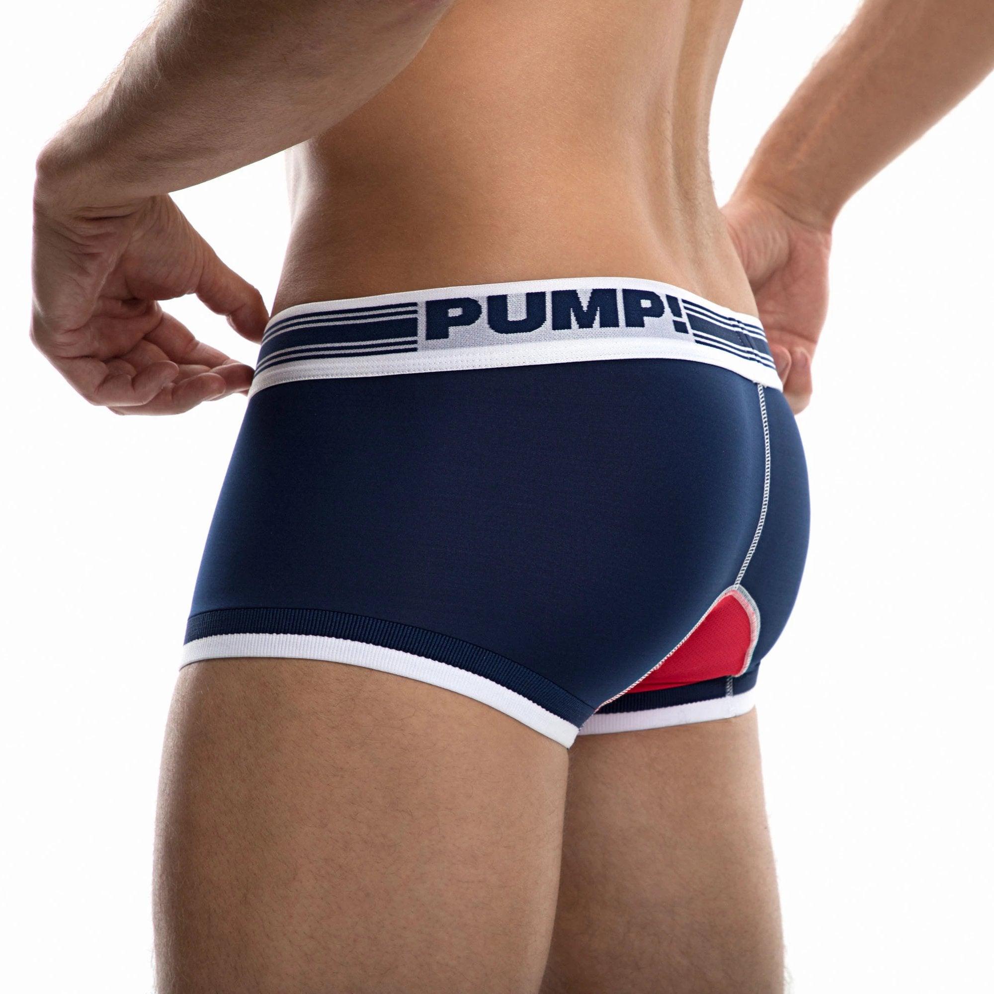 Touchdown Academy Boxer Back by PUMP! Underwear at Trenderwear.com