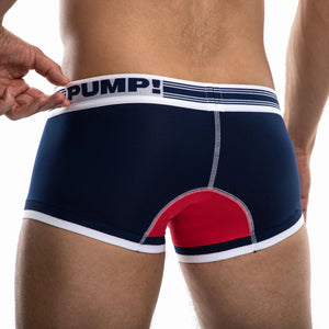 Touchdown Academy Boxer Side by PUMP! Underwear at Trenderwear.com