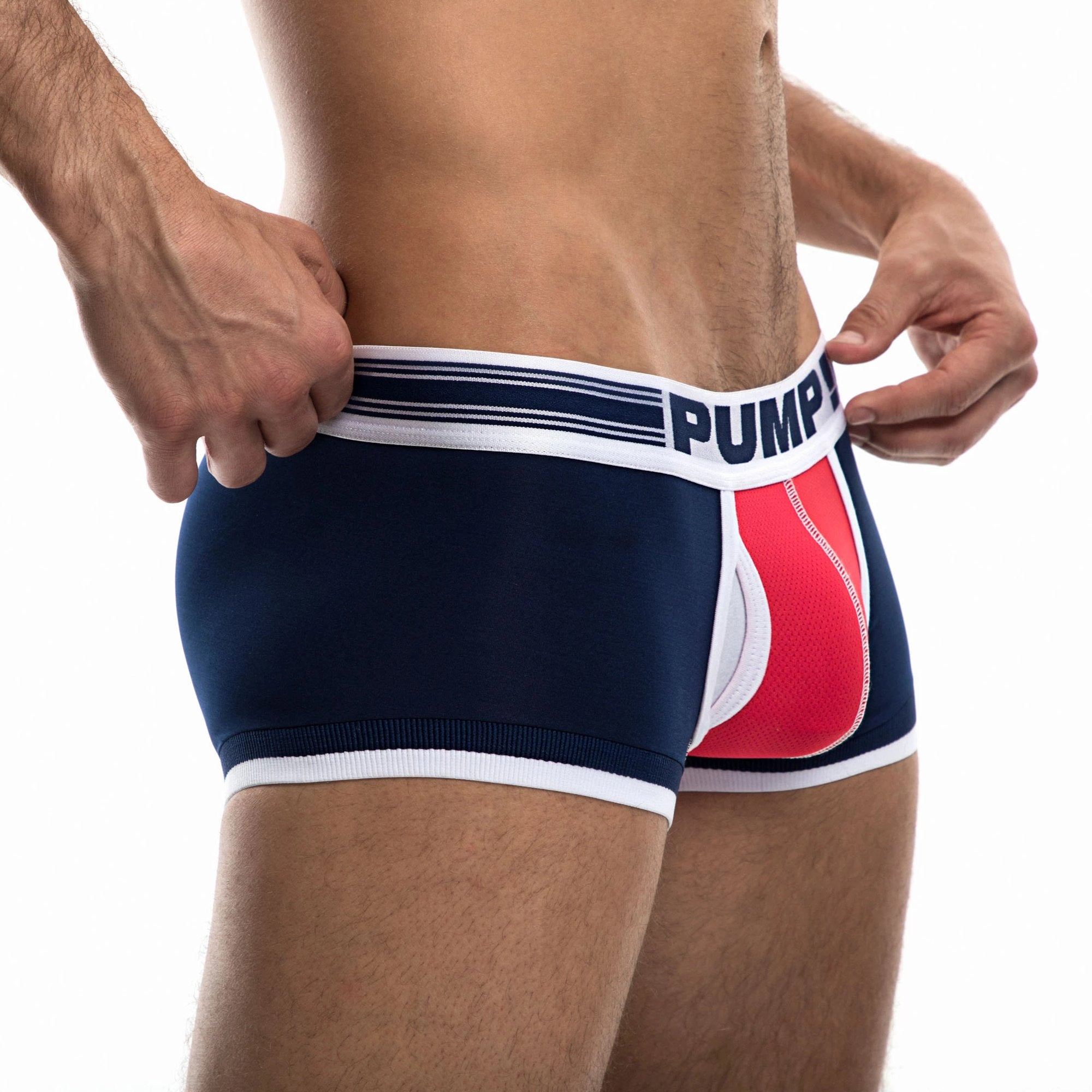 Touchdown Academy Boxer by PUMP! Underwear at Trenderwear.com