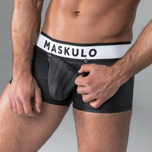Armored Trunk Shorts