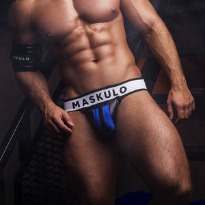Armored Jock - Royal Blue