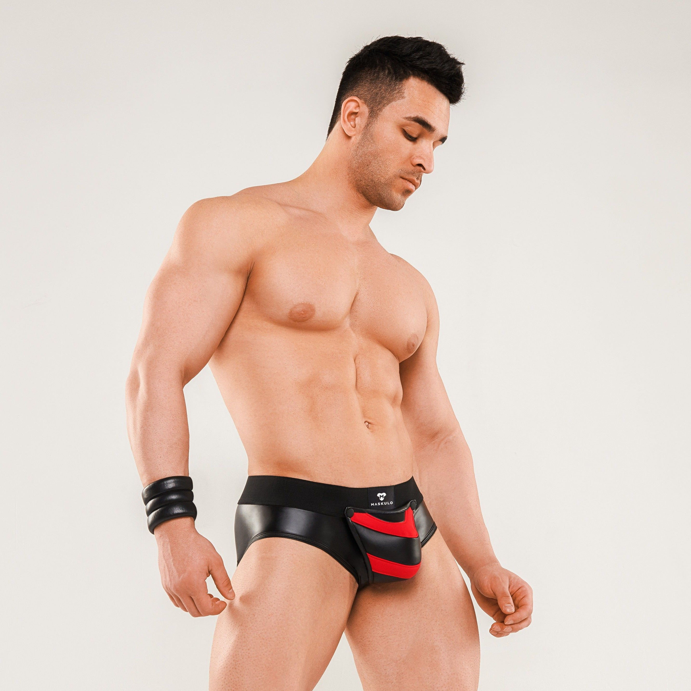 Armored Next Brief - Red
