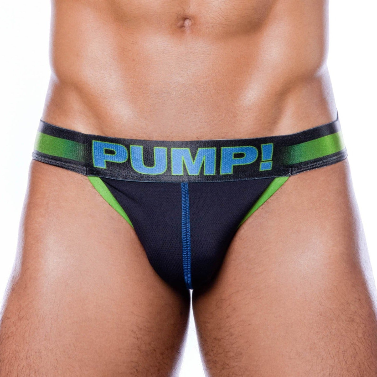 Play SideCut Brief - Green