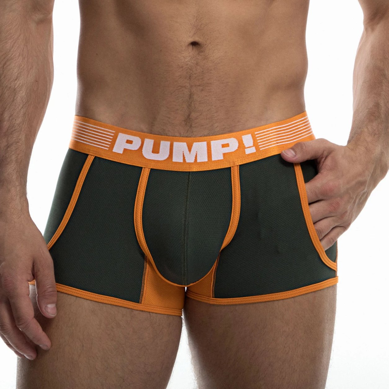 Squad Jogger Front by PUMP! Underwear at Trenderwear.com