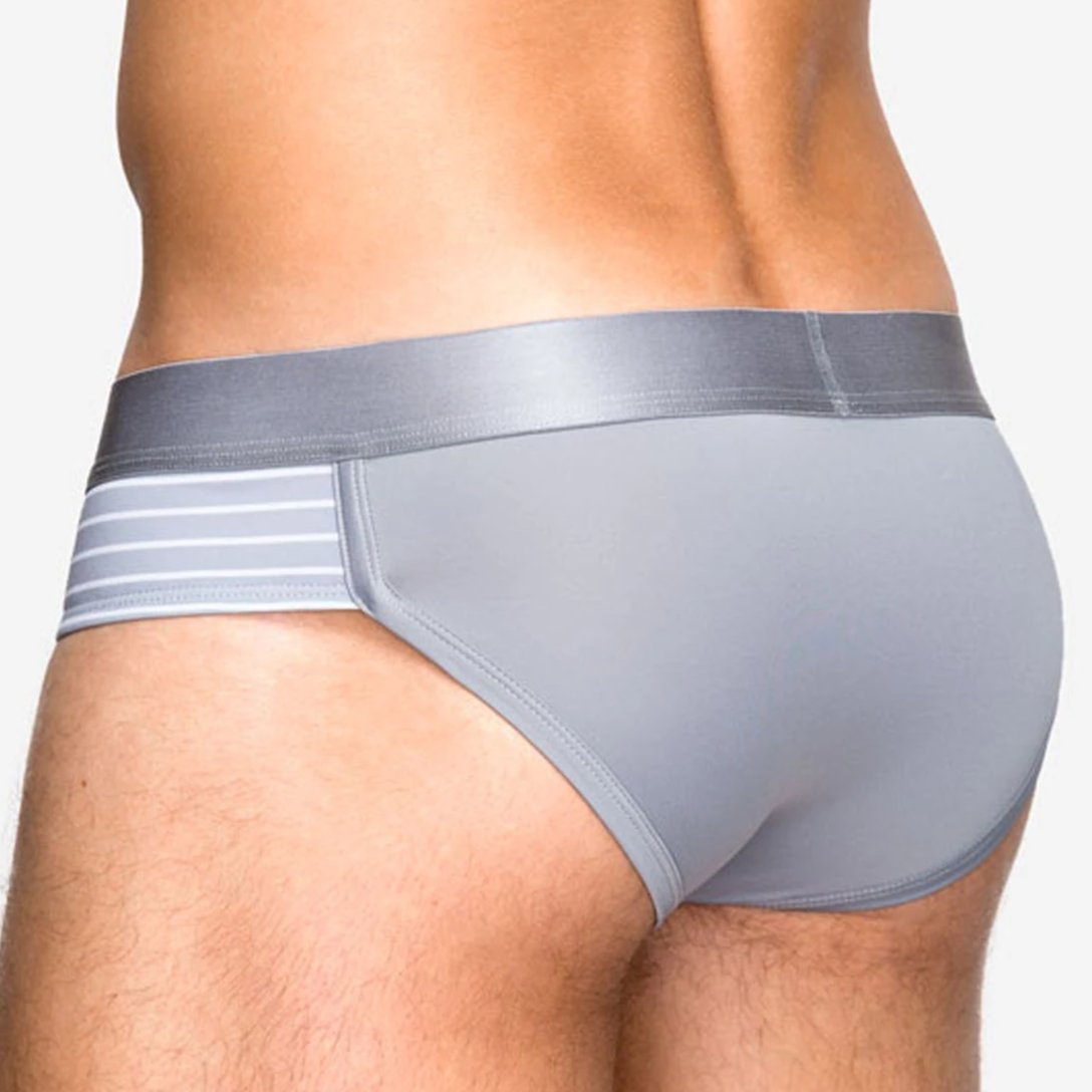 Gladiator Brief - Silver - Teamm8 - trender-wear.myshopify.com