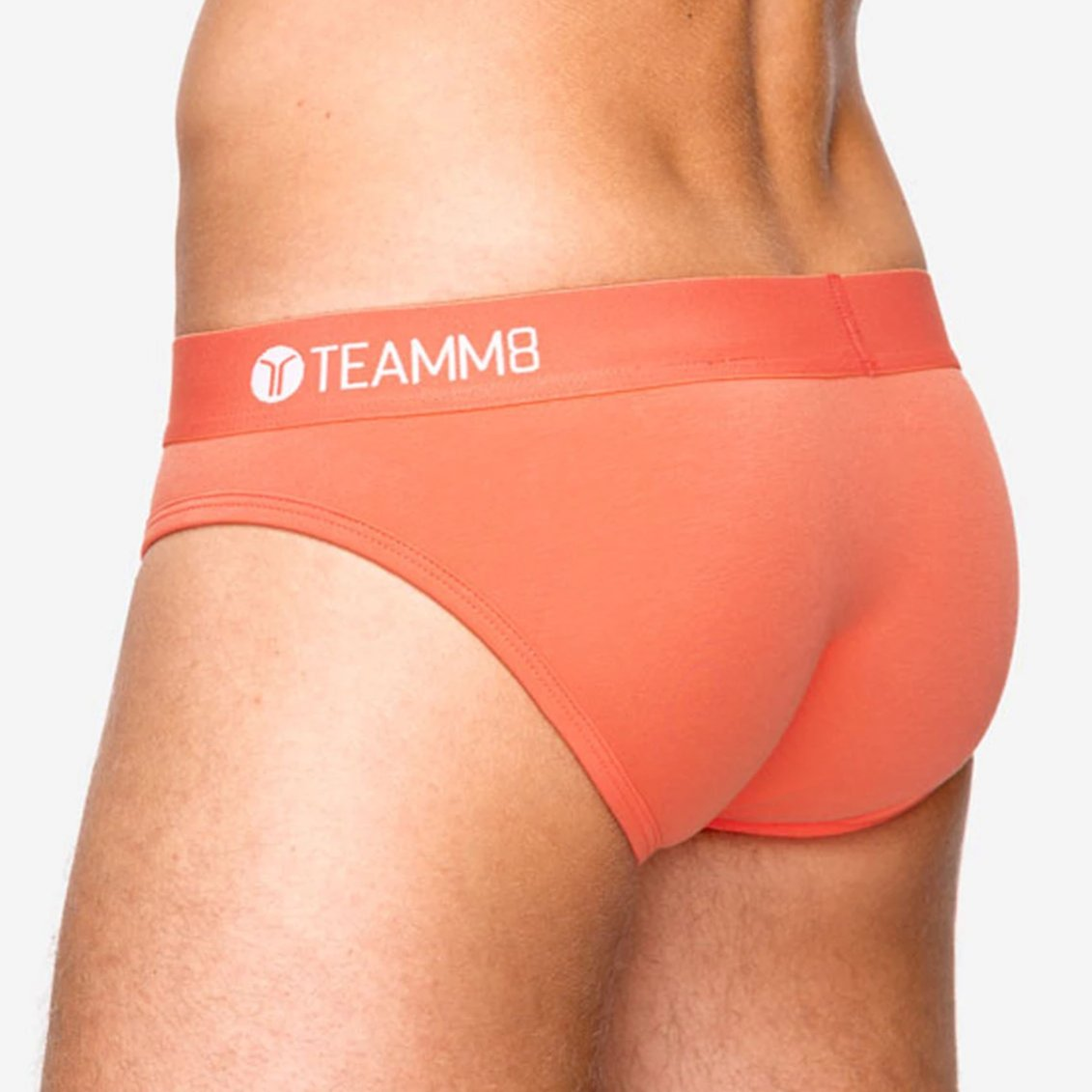 Super Low Brief - Coral - Teamm8 - trender-wear.myshopify.com