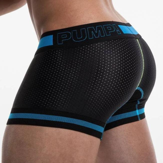 Touchdown Sonic Boxer Side by PUMP! Underwear at Trenderwear.com