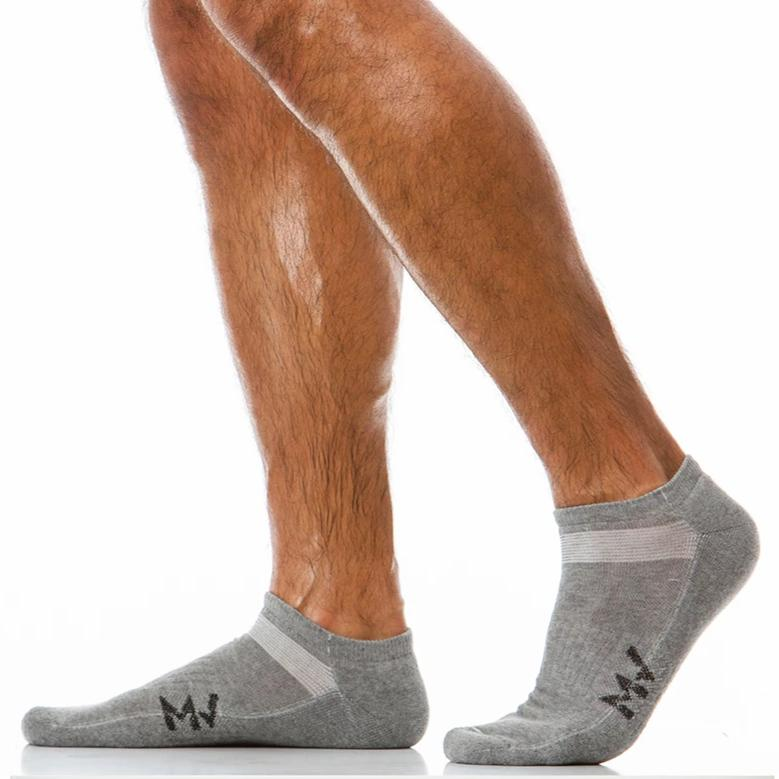 Winter Gym Socks - Grey - Modus Vivendi - trender-wear.myshopify.com