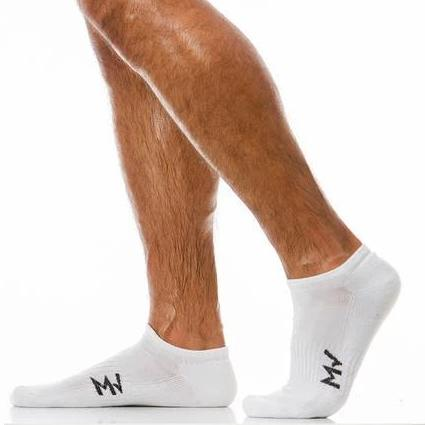 Winter Gym Socks - White - Modus Vivendi - trender-wear.myshopify.com