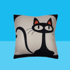 Cushion Cat Silhouette - Ministry of Chair