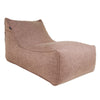 Ritchie Bean Bag Sofa in Coffee Brown - Ministry of Chair