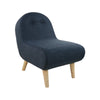 Kolton Leisure Chair Grey - Ministry of Chair