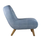 Kolton Leisure Chair Blue - Ministry of Chair