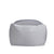 Kawaii Canvas Blend Bean Bag, Grey
