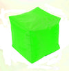 Kids Ottoman Bean Bag, Green - Ministry of Chair