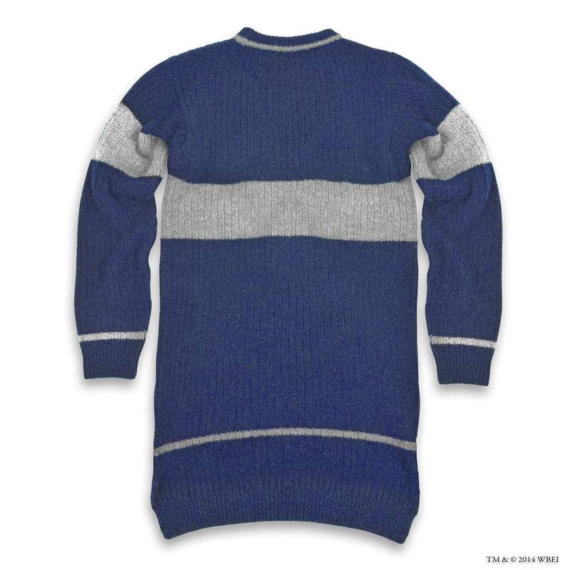 Ravenclaw Quidditch Knitted Adult Jumper - Olleke | Disney and Harry Potter Merchandise shop