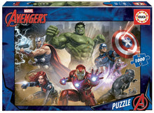 The Avengers 1000 piece Jigsaw Puzzle