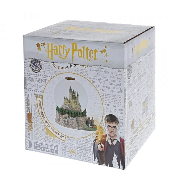 Hogwarts Castle Waterball with Hut - Olleke | Disney and Harry Potter Merchandise shop
