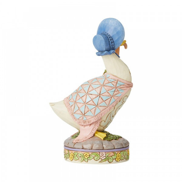 Jemima Puddle-Duck wearing a shawl and a poke bonnet - Olleke | Disney and Harry Potter Merchandise shop
