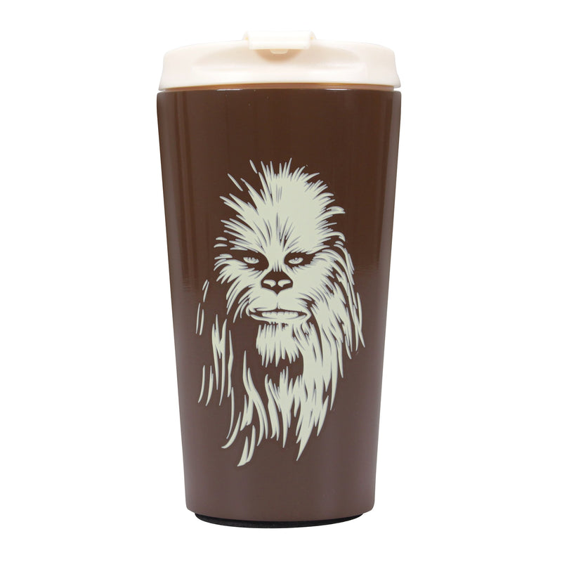 Star Wars Travel Mug - Chewbacca (Upset a Wookie) - Olleke | Disney and Harry Potter Merchandise shop