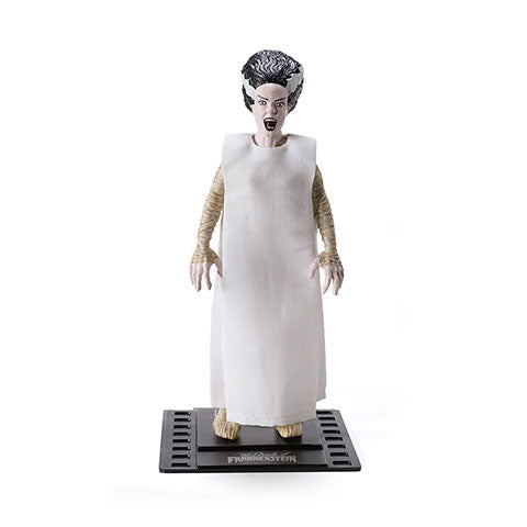 Universal Bendyfigs Bendable Figure Bride of Frankenstein - Olleke | Disney and Harry Potter Merchandise shop