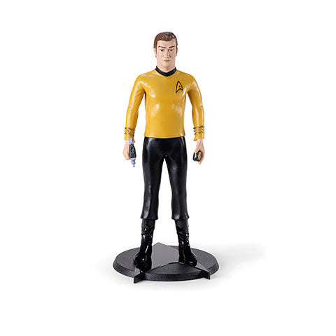Star Trek Bendyfigs Bendable Figure Kirk - Olleke | Disney and Harry Potter Merchandise shop