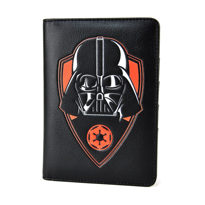 Star Wars Passport Holder - Darth Vader - Olleke | Disney and Harry Potter Merchandise shop
