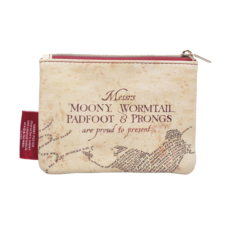 Harry Potter Small Purse - Marauder's Map