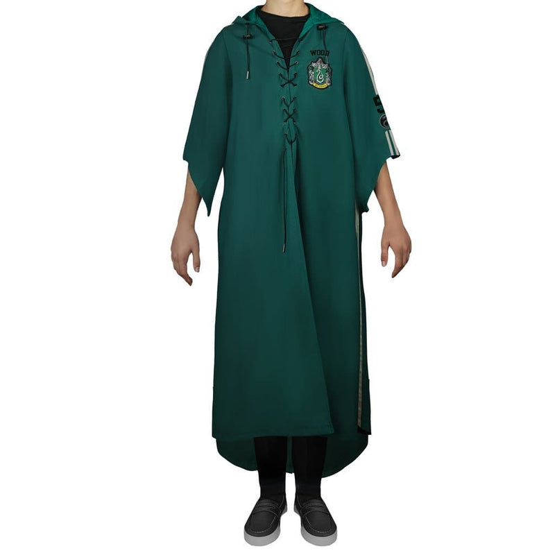 Harry Potter Personalized Slytherin Quidditch Robe - Olleke | Disney and Harry Potter Merchandise shop