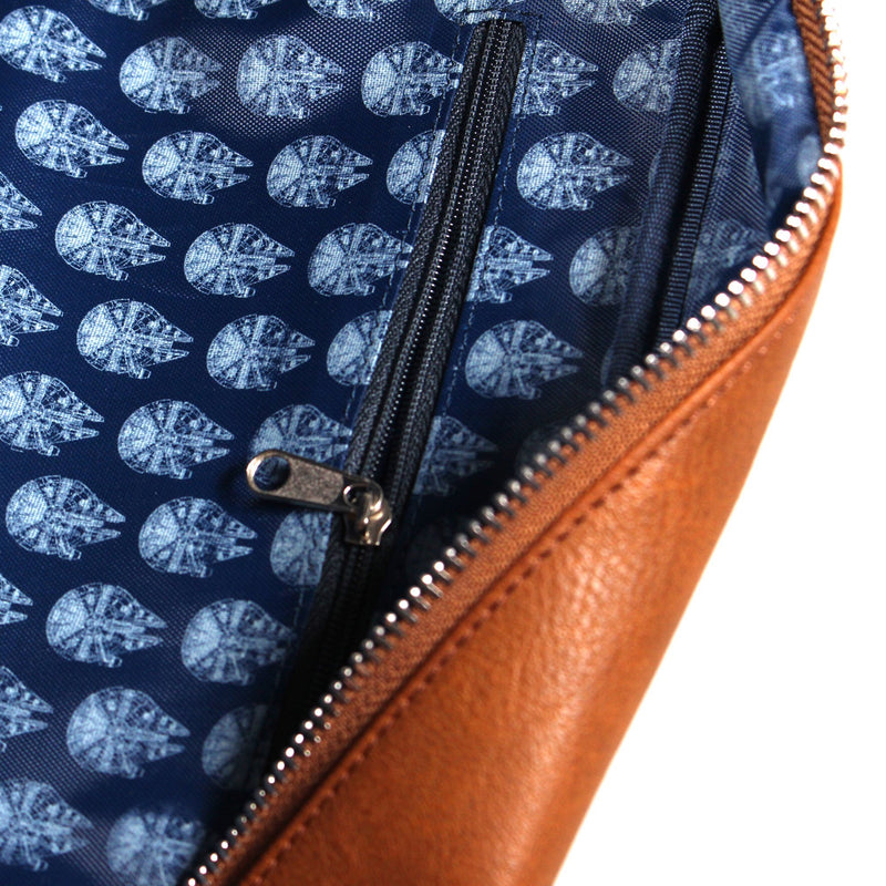 Star Wars Wash Bag - Han Solo - Olleke | Disney and Harry Potter Merchandise shop