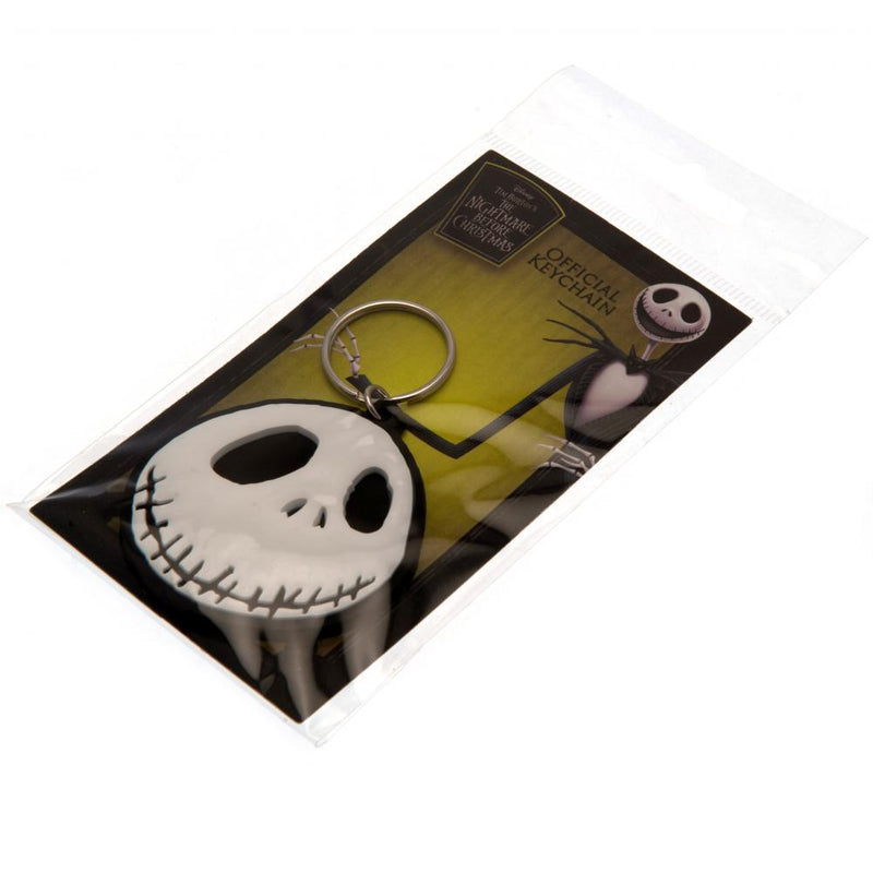 Nightmare Before Christmas PVC Keyring Jack