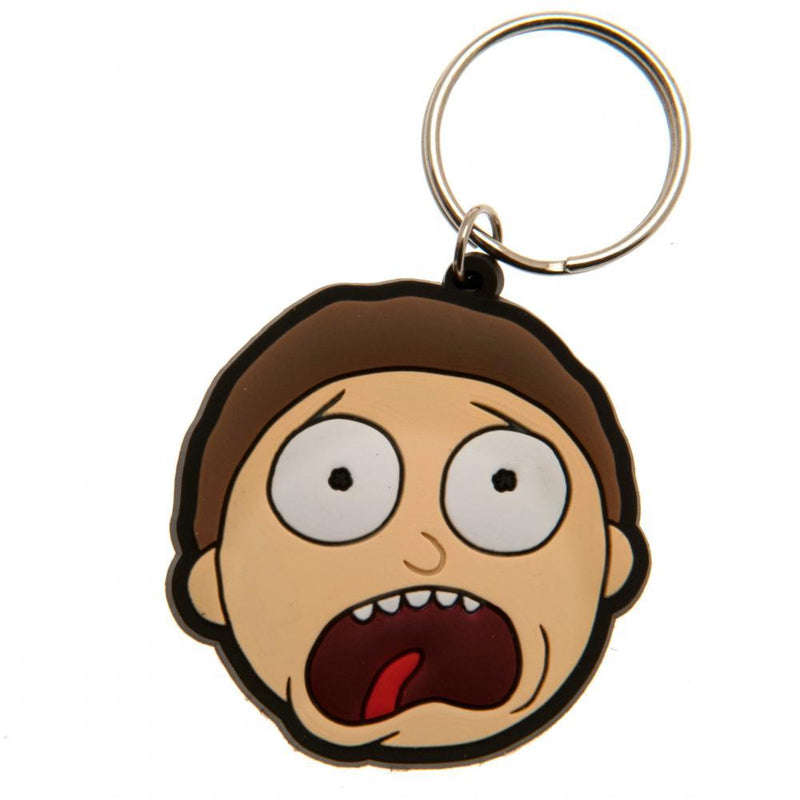 Rick And Morty PVC Keyring Morty