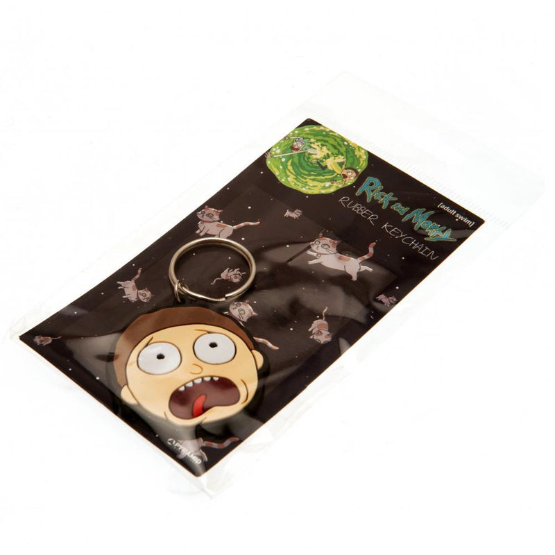 Rick And Morty PVC Keyring Morty - Olleke | Disney and Harry Potter Merchandise shop