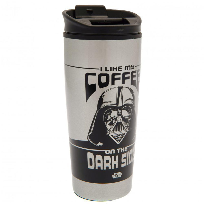 Star Wars Metal Travel Mug Darkside