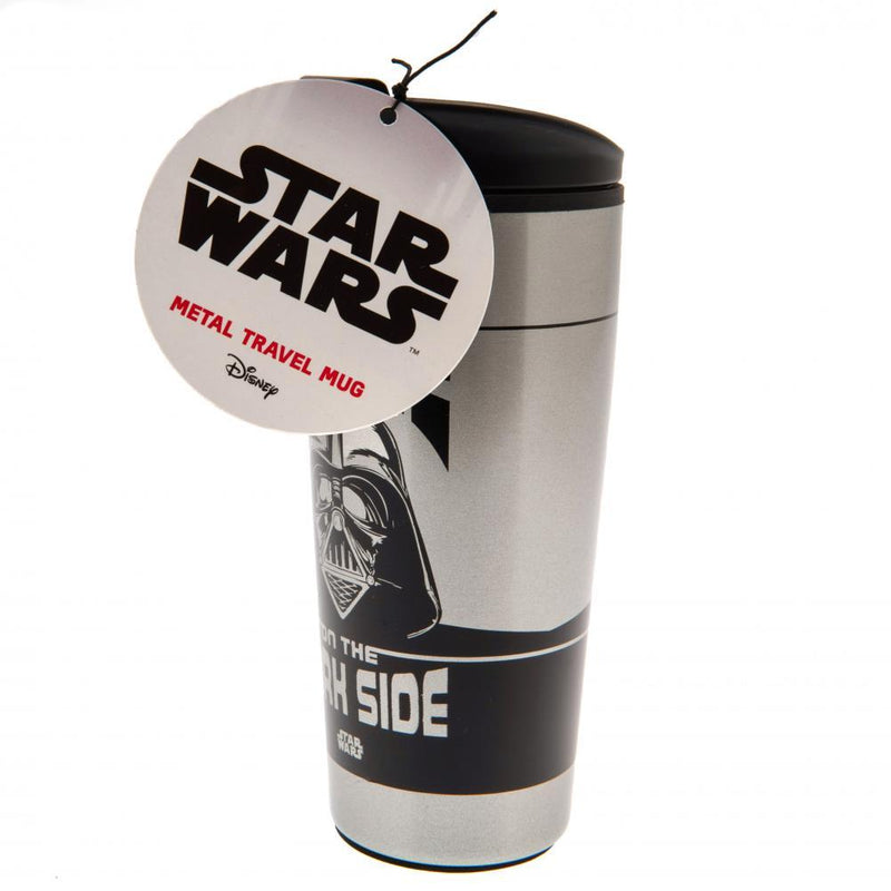 Star Wars Metal Travel Mug Darkside - Olleke | Disney and Harry Potter Merchandise shop