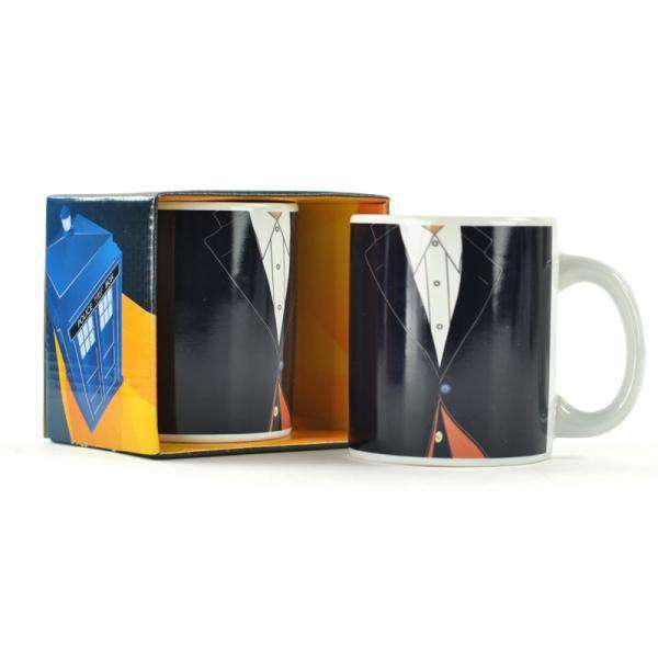 Doctor Who Boxed Mug - 12th Doctor - Olleke | Disney and Harry Potter Merchandise shop