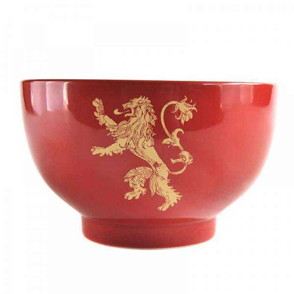 Game of Thrones Bowl - Lannister - Olleke | Disney and Harry Potter Merchandise shop